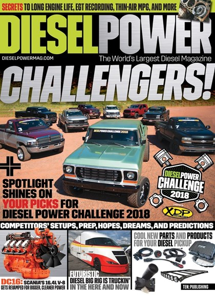 Diesel Power Cover - 10/1/2018