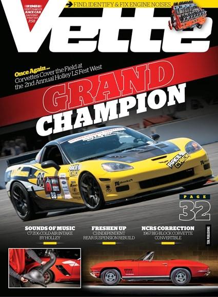 Vette Cover - 11/1/2018