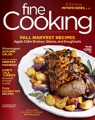 Fine Cooking Magazine 10/1/2018