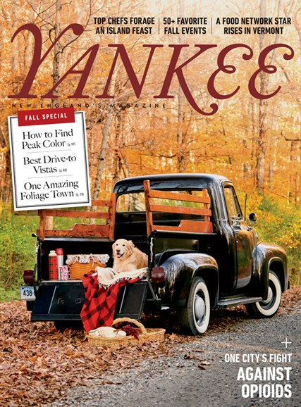 Yankee Cover - 9/1/2018