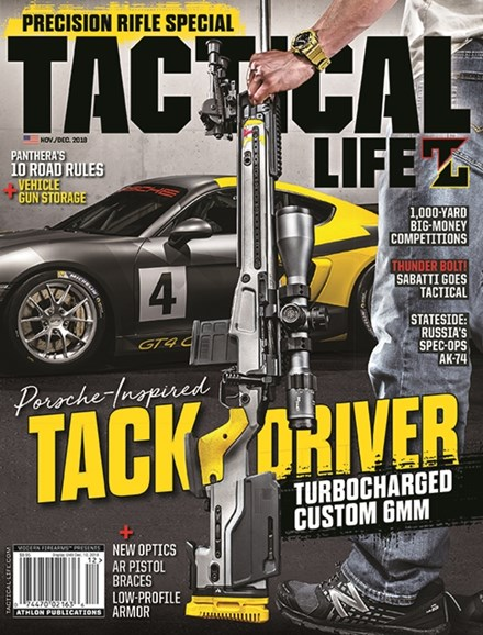 Tactical Life Cover - 11/1/2018