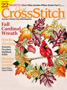 Just Cross Stitch Magazine 10/1/2018