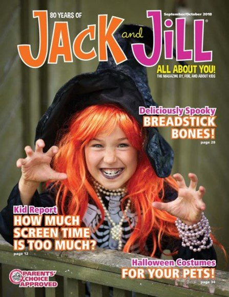 Jack And Jill Cover - 9/1/2018
