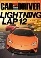 Car And Driver Magazine 10/1/2018