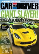 Car And Driver Magazine 10/1/2015