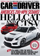 Car And Driver Magazine 2/1/2015
