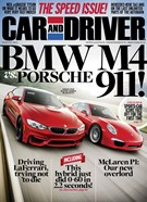 Car And Driver Magazine 8/1/2014