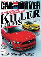 Car And Driver Magazine 2/1/2014