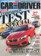 Car And Driver Magazine 6/1/2014