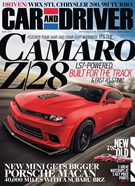 Car And Driver Magazine 5/1/2014