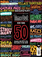 Time Out New York Magazine 9/19/2018