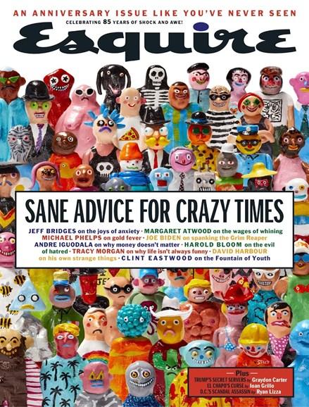 Esquire Cover - 10/1/2018