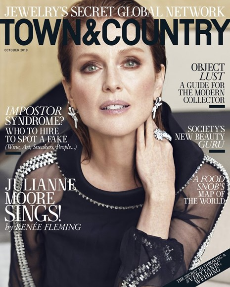 Town & Country Cover - 10/1/2018