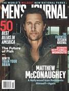 Men's Journal Magazine 10/1/2018