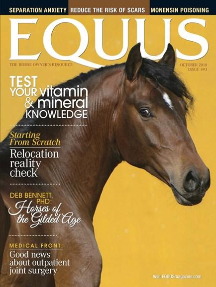 Equus Cover - 10/1/2018