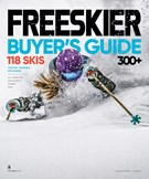 Freeskier Magazine 9/1/2018