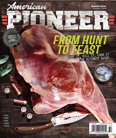 American Pioneer Cover - 7/1/2018