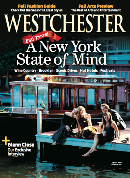 Westchester Magazine Cover - 9/1/2018