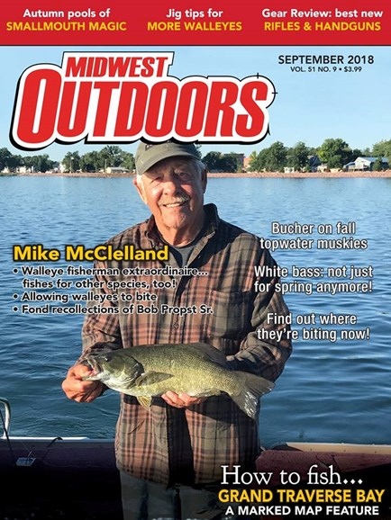 Midwest Outdoors Cover - 9/1/2018