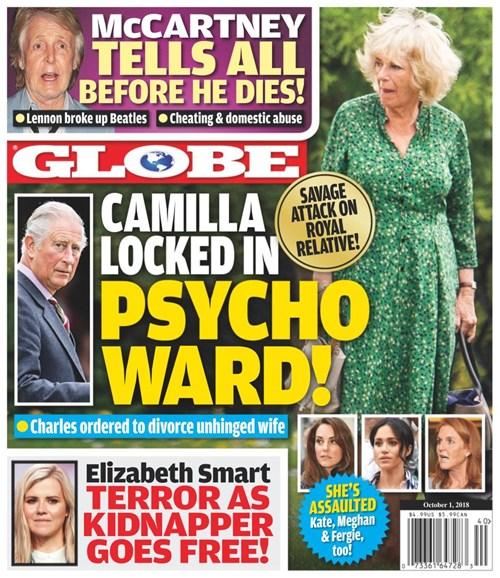 Globe Cover - 10/1/2018
