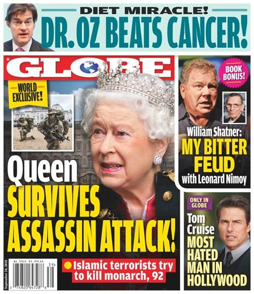 Globe Cover - 9/24/2018