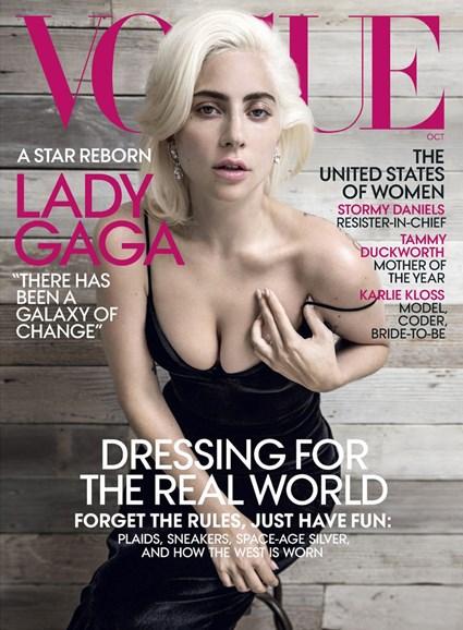 Vogue Cover - 10/1/2018
