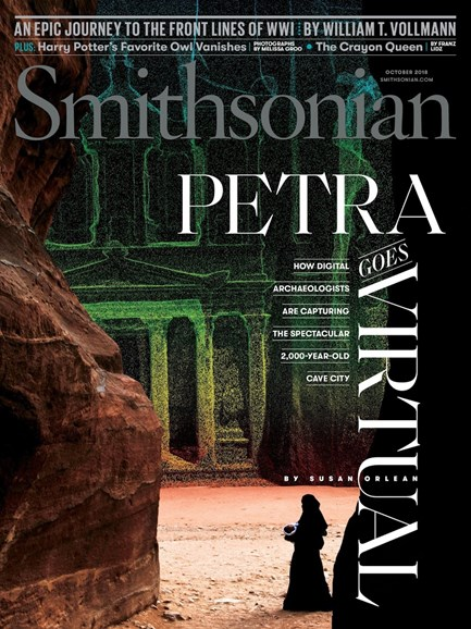 Smithsonian Cover - 10/1/2018