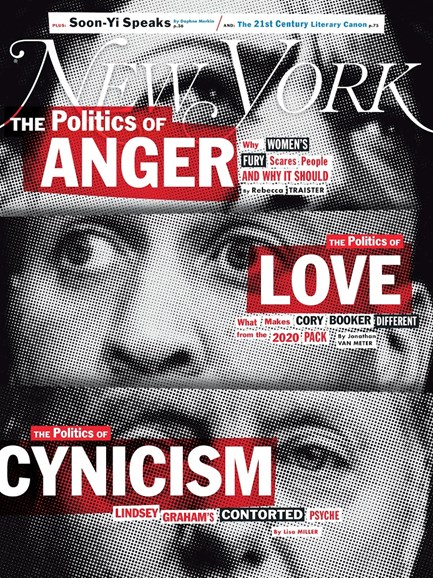 New York Magazine Cover - 9/17/2018