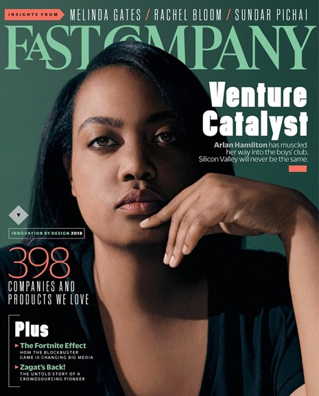Fast Company Cover - 10/1/2018