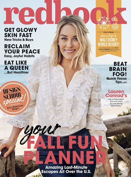 Redbook Cover - 10/1/2018