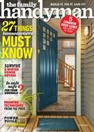 Family Handyman Magazine 10/1/2018