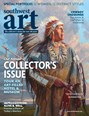 Southwest Art Magazine | 10/2018 Cover