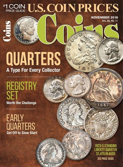 Coins Cover - 11/1/2018