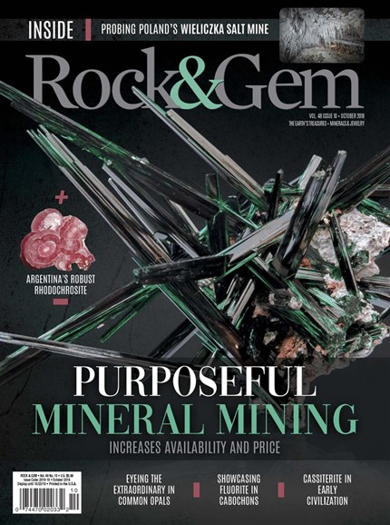Rock & Gem Cover - 10/1/2018