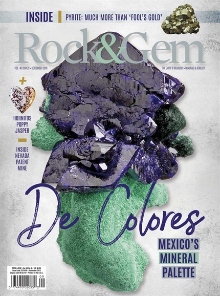 Rock & Gem Cover - 9/1/2018