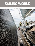 Sailing World Magazine | 9/2018 Cover