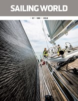 Sailing World   9/2018 Cover