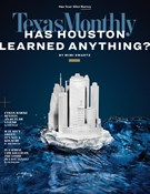 Texas Monthly Magazine 9/1/2018