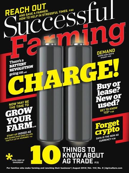 Successful Farming Cover - 8/1/2018