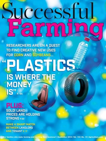 Successful Farming Cover - 9/1/2018