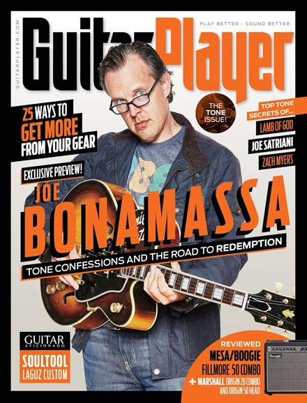 Guitar Player Cover - 11/1/2018