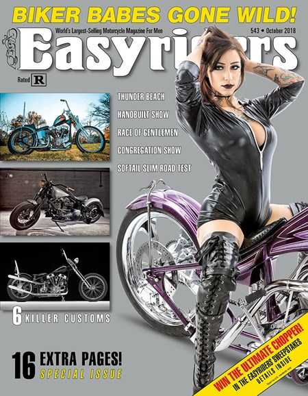 Easyriders Cover - 10/1/2018