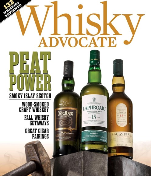 Whisky Advocate Cover - 9/1/2018