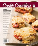 Cook's Country Magazine 10/1/2018