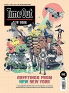 Time Out New York Magazine 10/3/2018