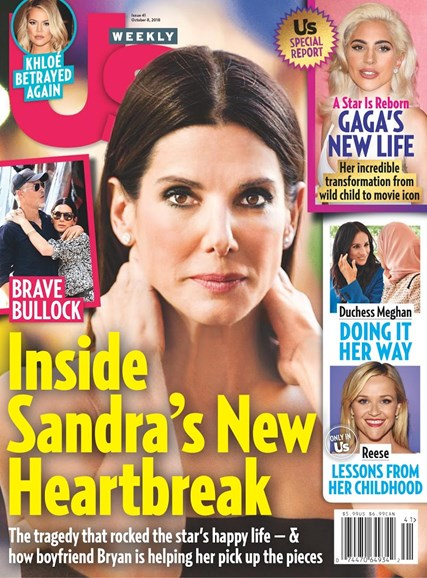 Us Weekly Cover - 10/8/2018