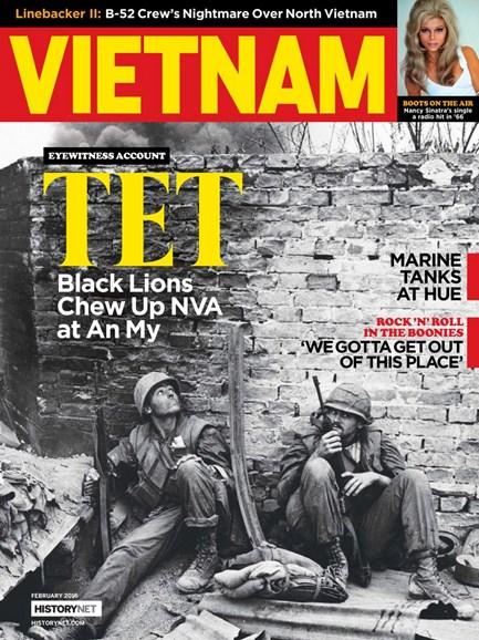 Vietnam Cover - 2/1/2016