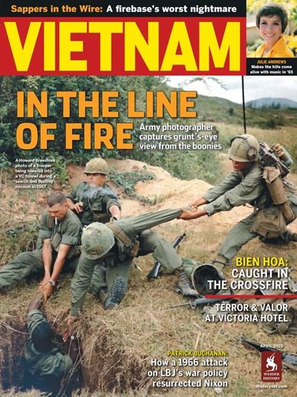Vietnam Cover - 4/1/2015
