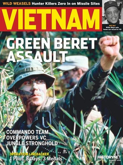Vietnam Cover - 8/1/2015