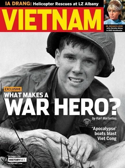Vietnam Cover - 12/1/2015